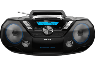 PHILIPS AZB798T, CD- Soundmachine, schwarz