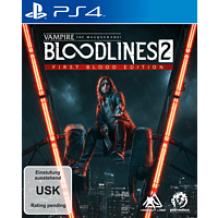 Vampire: The Masquerade - Bloodlines 2 First Blood Edition [PlayStation 4]