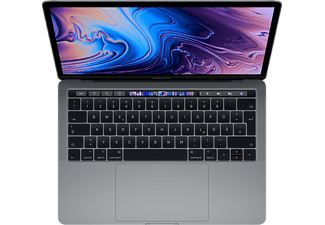 "APPLE MacBook Pro (2019) avec Touch Bar - Ordinateur portable (13.3 "", 128 GB SSD, Space Grey)"