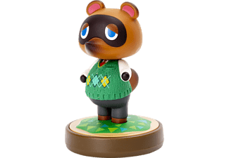 AMIIBO Animal Crossing - Tom Nook Sammelfigur