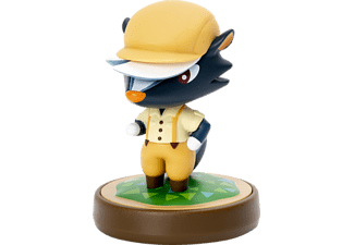 AMIIBO Animal Crossing - Schubert Sammelfigur