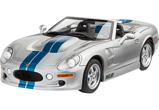 REVELL Shelby Series 1 Bausatz, Mehrfarbig