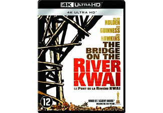 Bridge Over The River Kwai 4K blu-ray
