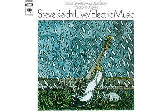 Steve Reich - Live/Electric Music - (Vinyl)