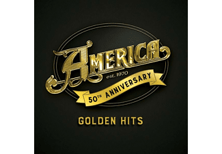 America - AMERICA 50:GOLDEN HITS - (CD)