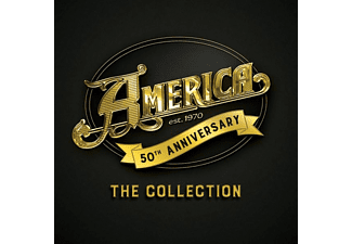 America - 50TH ANNIVERSARY - THE COLLECTION - (CD)