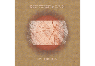 Deep Forest & Gaudi - Epic Circuits - (CD)