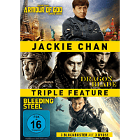 Jackie Chan Triple Feature [DVD]