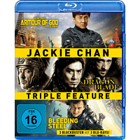 Jackie Chan Triple Feature [Blu-ray]