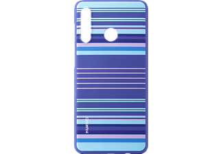 HUAWEI Cover Striped design Bleu P30 Lite (51993075)