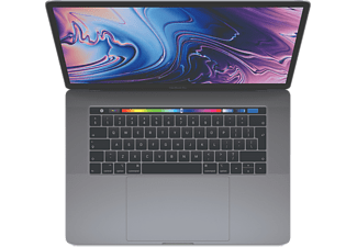 APPLE MacBook Pro 15 (2019) Spacegray - i7/16GB/256GB