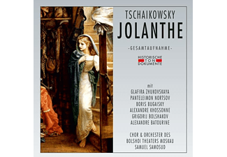 Chor & Orchester Des Bolshoi Theaters Moskau - Jolanthe - (CD)