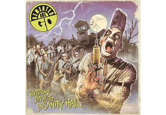 Demented Are Go - Welcome Back To Insanity Hall - (Vinyl)