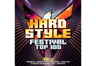 VARIOUS - Hardstyle Festival Top 100 Vol.1 - (CD)