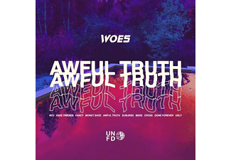 Woes - AWFUL TRUTH - (CD)