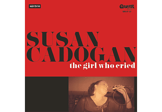 Susan Cadogan - THE GIRL WHO CRIED - (CD)