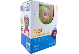 WONDER WORKSHOP DOT Creativity Kit Spielroboter, Grün