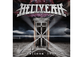 Hellyeah - Welcome Home - (Vinyl)