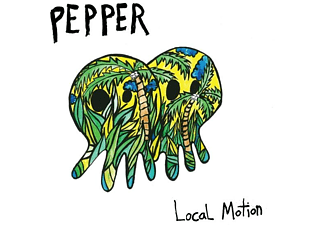 Pepper - Local Motion - (Vinyl)