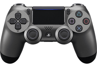 SONY PS PlayStation DUALSHOCK 4 - Manette (Steel Black)