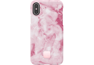 HAPPY PLUGS Case cover Pink Marble iPhone XS (184664)