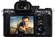 SONY Alpha 7 M3 KIT (ILCE7M3) Systemkamera 24.2 Megapixel mit Objektiv 28 - 70 mm , 7.5 cm Display   Touchscreen, WLAN
