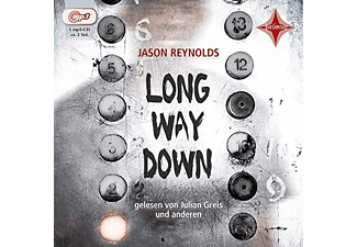 Long Way Down - 1 MP3-CD - Krimi/Thriller