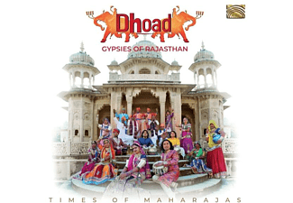 Dhoad Gypsies Of Rajasthan - Times of Maharajas - (CD)