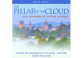 Choir Of Magdalen College Oxford Ma - The Pillar of the Cloud - (CD)