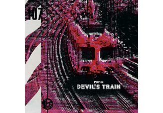 Jacky Giordano - POP IN DEVILS TRAIN - (Vinyl)