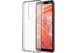 NOKIA Cover Clear Case Nokia 3.1 Plus (8P00000040)