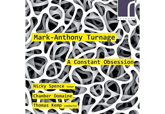 Nicky Spence, Chamber Domaine, Thomas Kemp - A Constant Obsession - (CD)