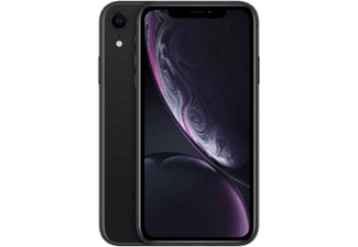 "Apple iPhone XR, 64 GB, Liquid Retina HD 6.1"", A12 Bionic, 4K, IP67, Negro"