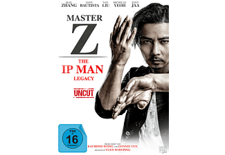 Master Z: The Ip Man Legacy - (DVD)