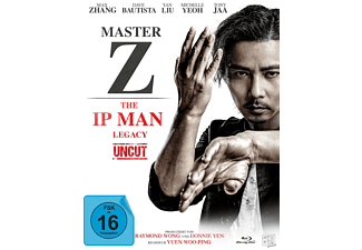 Master Z: The Ip Man Legacy - (Blu-ray)