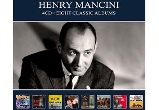 Henry Mancini - 8 Classic Albums - (CD)