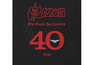 Saxon - The Eagle Has Landed 40 (Live) - (CD)