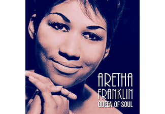 Aretha Franklin - Queen Of Soul CD