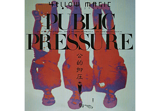 Yellow Magic Orchestra - Public Pressure - (Vinyl)