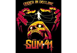 Sum 41 - Order In Decline - (CD)
