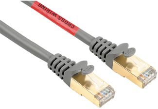 HAMA Ethernet kabel CAT 5e 5 m (75045059)
