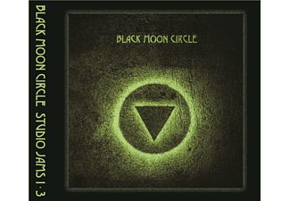 Black Moon Circle - The Studio Jams 1-3 (5er CD-Bos Set) - (CD)
