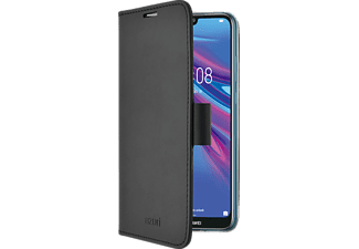 AZURI Cover Walletcase Magnetic Closure Y6 (2019) Zwart (AZWALCLRHUY619-BLK)