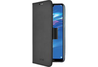 AZURI Cover Walletcase Magnetic Closure Y7 (2019) Zwart (AZWALCLRHUY719-BLK)