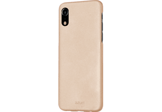 AZURI Metallic cover Gold iPhone XR (AZCOVMETIPHXR-GLD)