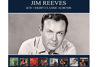 Jim Reeves - 8 Classic Albums - (CD)