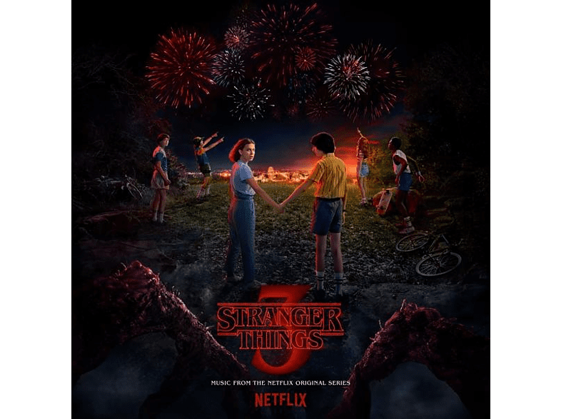 VARIOUS - Stranger Things: Soundtrack from the Netflix Origi