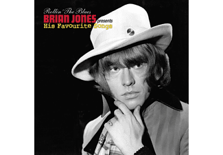 Brian Jones - Presents His Favourite Songs LP