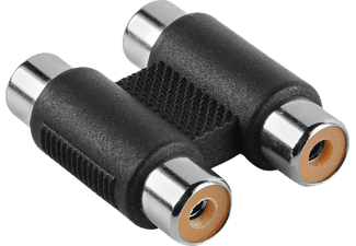 HAMA 2-RCA-adapter (122370)