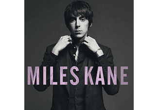 Miles Kane - Colour Of The Rap - (CD)